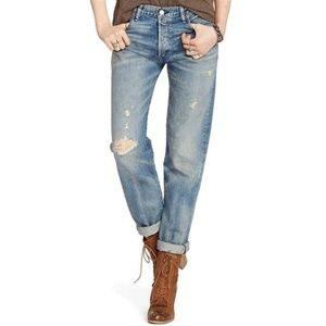 DENIM & SUPPLY NWT Vintage High Rise Jeans Size 28